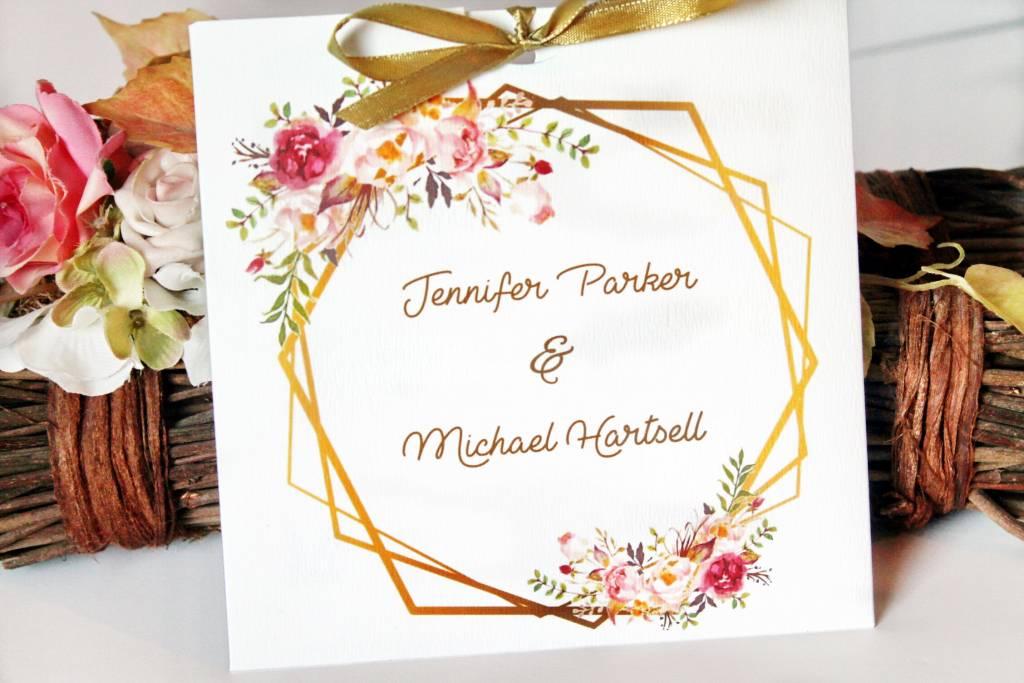 Kártyás esküvői meghívó 04